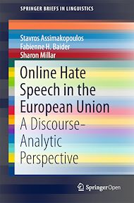 Download the eBook: Online Hate Speech in the European Union