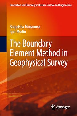 The Boundary Element Method in Geophysical Survey