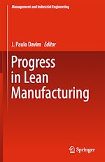 Download this eBook Progress in Lean Manufacturing