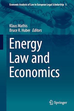 Energy Law and Economics