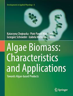 Algae Biomass: Characteristics and Applications