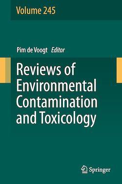 Reviews of Environmental Contamination and Toxicology Volume 245