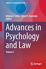 Download this eBook Advances in Psychology and Law