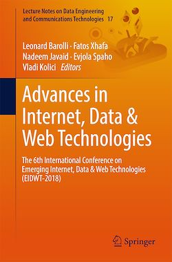 Advances in Internet, Data & Web Technologies