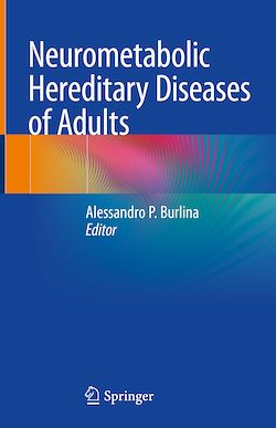 Neurometabolic Hereditary Diseases of Adults