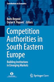 Download the eBook: Competition Authorities in South Eastern Europe