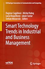Download this eBook Smart Technology Trends in Industrial and Business Management