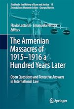 Download this eBook The Armenian Massacres of 1915–1916 a Hundred Years Later