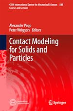 Download this eBook Contact Modeling for Solids and Particles