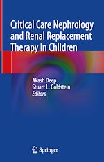 Download this eBook Critical Care Nephrology and Renal Replacement Therapy in Children