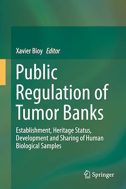 Public Regulation of Tumor Banks