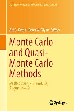 Monte Carlo and Quasi-Monte Carlo Methods