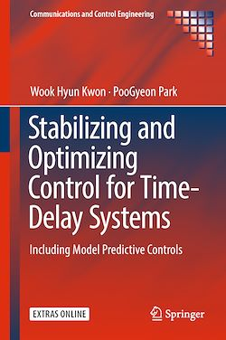 Stabilizing and Optimizing Control for Time-Delay Systems