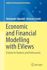 Download this eBook Economic and Financial Modelling with EViews