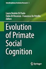 Download this eBook Evolution of Primate Social Cognition