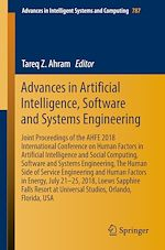 Download this eBook Advances in Artificial Intelligence, Software and Systems Engineering