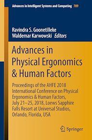 Download the eBook: Advances in Physical Ergonomics & Human Factors
