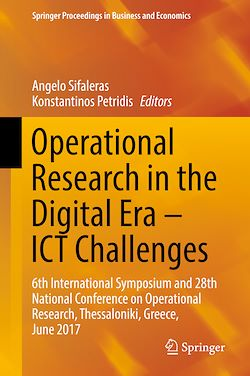 Operational Research in the Digital Era – ICT Challenges