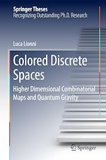Download this eBook Colored Discrete Spaces