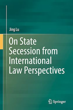 On State Secession from International Law Perspectives