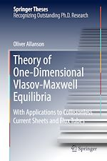 Download this eBook Theory of One-Dimensional Vlasov-Maxwell Equilibria