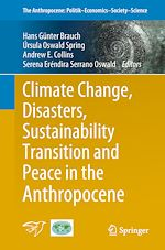 Download this eBook Climate Change, Disasters, Sustainability Transition and Peace in the Anthropocene