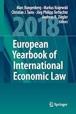 Download this eBook European Yearbook of International Economic Law 2018