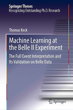 Machine Learning at the Belle II Experiment