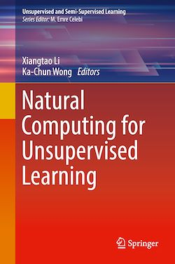 Natural Computing for Unsupervised Learning