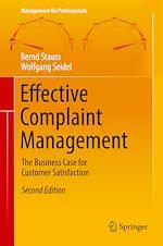 Download this eBook Effective Complaint Management