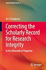 Download this eBook Correcting the Scholarly Record for Research Integrity