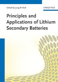Download the eBook: Principles and Applications of Lithium Secondary Batteries