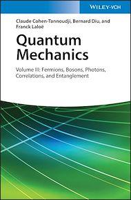Téléchargez le livre :  Quantum Mechanics, Volume 3