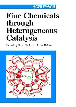 Fine Chemicals through Heterogeneous Catalysis