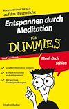 Télécharger le livre :  Entspannen durch Meditation für Dummies Das Pocketbuch