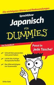 Téléchargez le livre :  Sprachführer Japanisch für Dummies