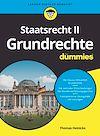 Télécharger le livre :  Staatsrecht II: Grundrechte für Dummies