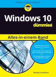 Téléchargez le livre :  Windows 10 Alles-in-einem-Band für Dummies