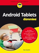 Download this eBook Android Tablets für Dummies