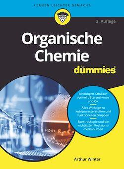 Download the eBook: Organische Chemie für Dummies