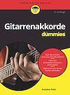 Télécharger le livre :  Gitarrenakkorde für Dummies