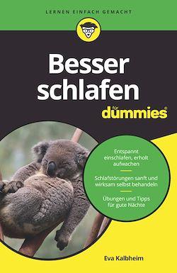Download the eBook: Besser schlafen für Dummies