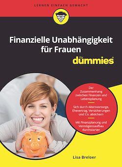 Download the eBook: Finanzielle Unabhängigkeit für Frauen für Dummies