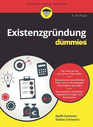 Téléchargez le livre :  Existenzgründung für Dummies