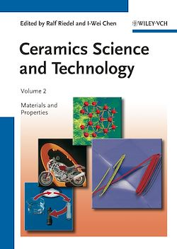 Ceramics Science and Technology, Materials and Properties