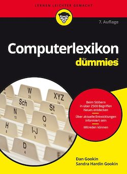 Computerlexikon für Dummies