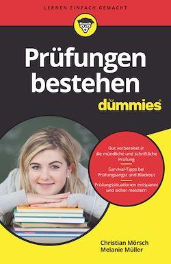 Prüfungen bestehen für Dummies