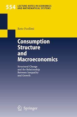 Consumption Structure and Macroeconomics
