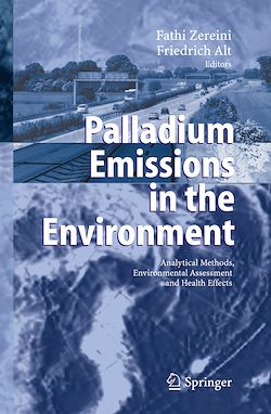 Palladium Emissions in the Environment