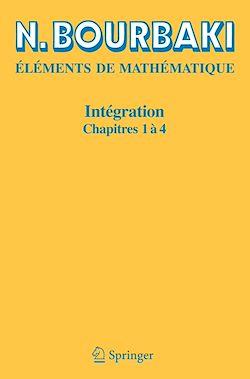 Intégration, 1